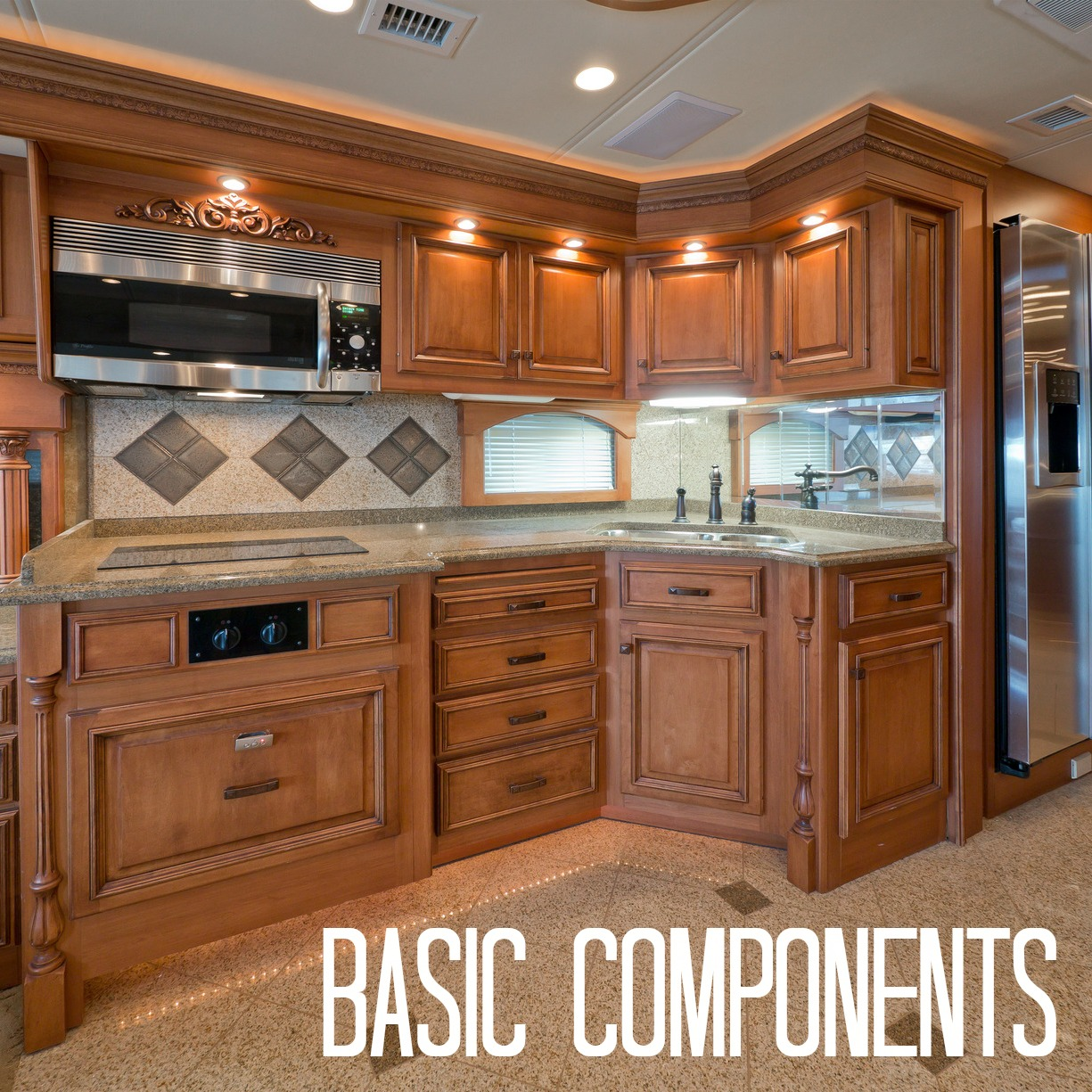 Mobile Home Parts for Construction and Repair | Basic Components