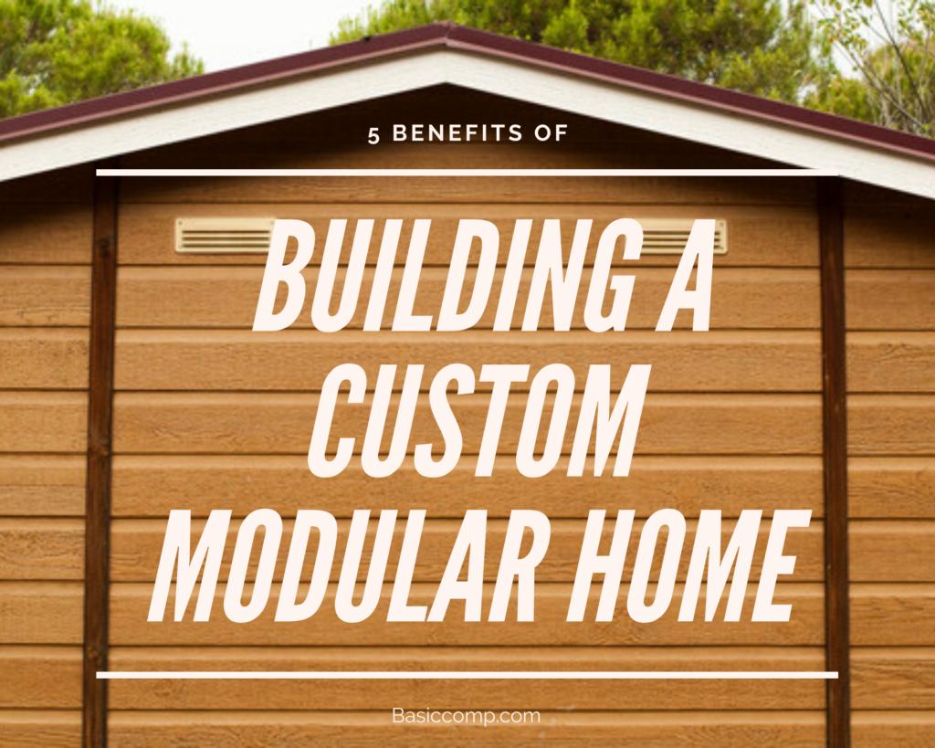 Basic Comp Modular Home