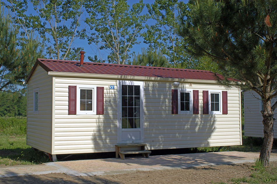 Manufactured home roofing styles mobile home roofing for Prefabricated roofs