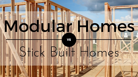 Modular homes vs stick built homes modular vs stick built - Manufactured vs mobile home ...