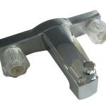 Shower/Tub Dual Knob Faucet