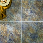 Tuscan Slate Forest Luxury Vinyl Tile