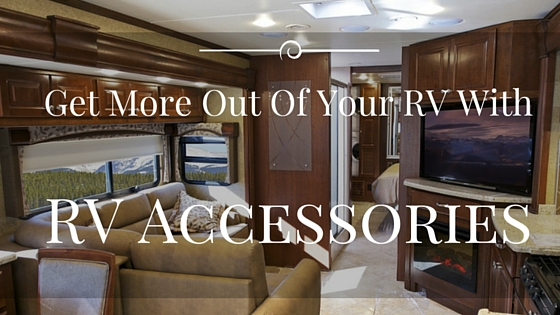 Rv Accessories Basic Components Parts And Products For