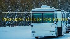 Preparing Your RV For Winter