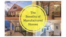 benefits of Manufactured Homes