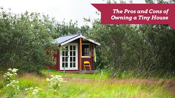 The pros and cons of owning a tiny house 1 basic - Pros and cons of modular homes ...