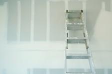 Modular Home Repair How to Hang Drywall